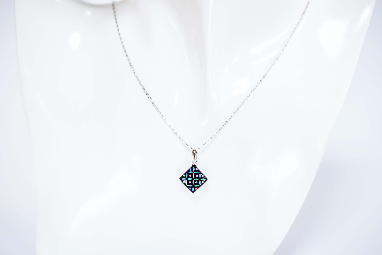 raden_necklace_shippo_s_grn