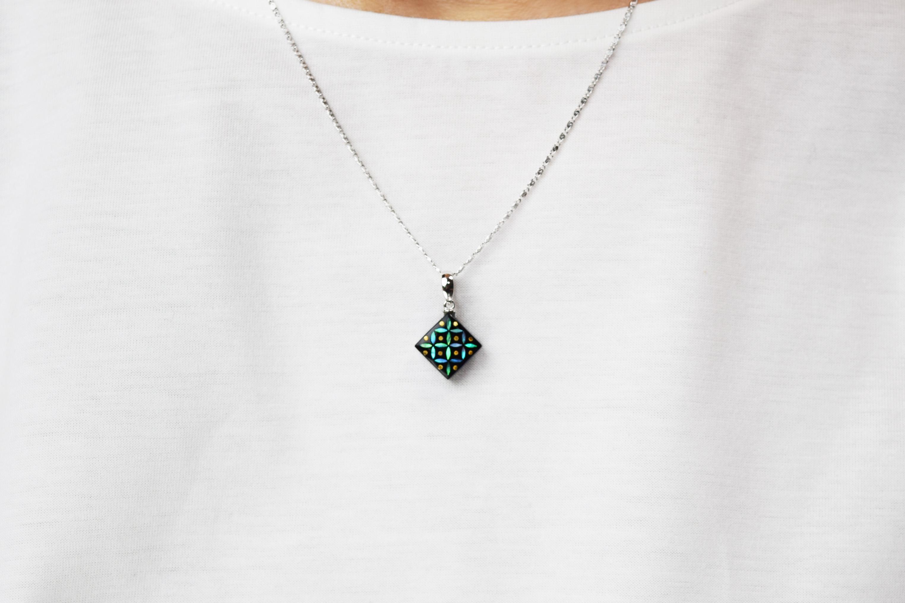 raden_necklace_shippokirikane_s_grn