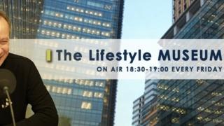 ラジオ出演 TOKYO FM「The Lifestyle MUSEUM」